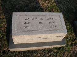 Walter Beede Huff