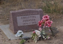 Christina <I>Hansdottor</I> Johnson