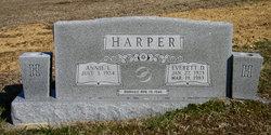 Annie L Harper