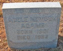 Adele <I>Newsom</I> Adams