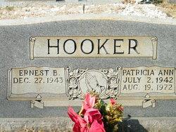 Patricia Ann <I>Tankersley</I> Hooker