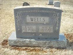Nicey Marie <I>Briggs</I> Wells