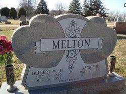 Delbert W. Melton, Jr