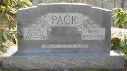 Minnie <I>Cassell</I> Pack
