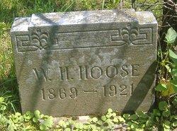 William Henry Hoose