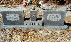 Cora Lee <I>Phillips</I> Gatlin