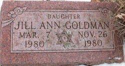 Jill Ann Goldman