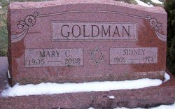 Mary C Goldman