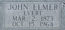 John Elmer Evert