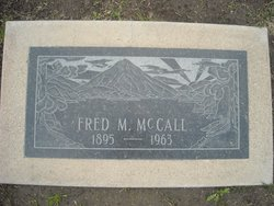 Fred Miller McCall