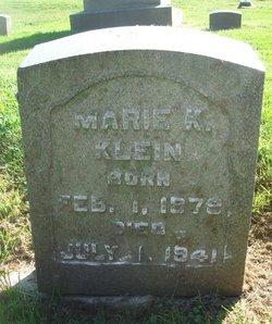 Marie K. Klein