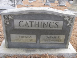 James Thomas Gathings