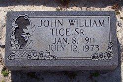 John William Tice, Sr