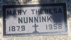 Mary Theresa Nunnink