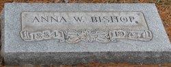 Anna W Bishop