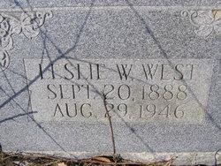 Leslie W. West