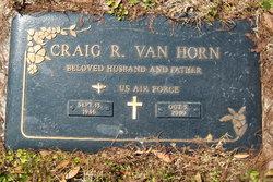 Craig R Van Horn