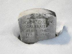 John Calvin Galbraith