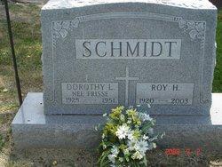 Dorothy L. <I>Frisse</I> Schmidt