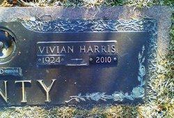 Vivian <I>Harris</I> Denty