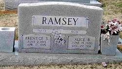 Prentice S Ramsey