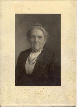 Mary Eleanor <I>Kirkpatrick</I> Crites