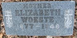 Elizabeth <I>Wendeln</I> Woeste