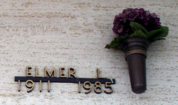 """Elmer Louvigne """"Elmer"""" Brack"""