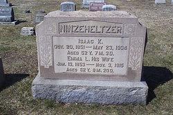 Isaac Ninzeheltzer