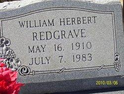 William Herbert Redgrave
