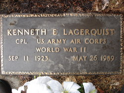 Kenneth Eric Lagerquist