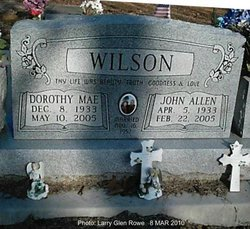 Dorothy Mae Wilson