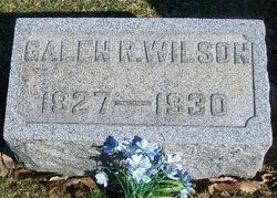 Galen R. Wilson