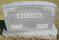 Ada G. <I>Harris</I> Wilson