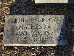 John Pearley Matheson