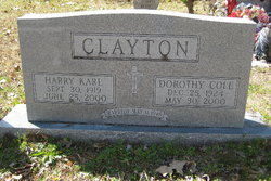 Harry Carl Clayton