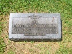Joseph Francis Fortune