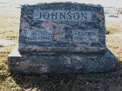 Bessie <I>Whaley</I> Johnson