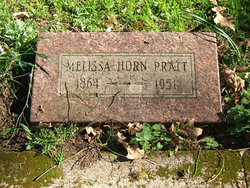 Melissa I <I>Barger</I> Pratt