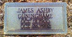 """James Ashby """"Jack"""" Cuninghame"""