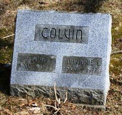 Marjorie E. <I>Hartwell</I> Colvin