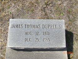 James Thomas DuPree, Sr