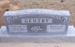 Betty Jo <I>Bird</I> Gentry