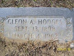 Cleon A Hodges