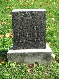 Jane Koehler