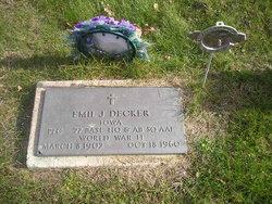 Emil J Decker