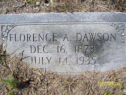 Florence A Dawson