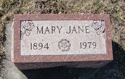 Mary Jane Kiser