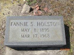 Fannie S. <I>Stuckey</I> Holston
