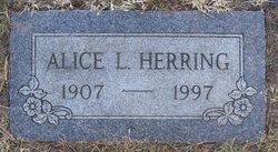 Alice L Herring